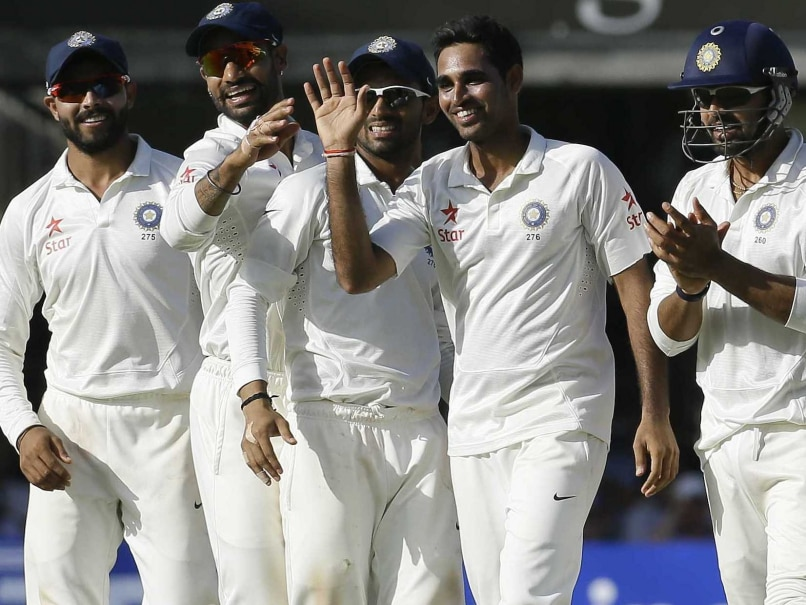 England vs India: Bhuvneshwar Leads India Fightback After Ballance Ton