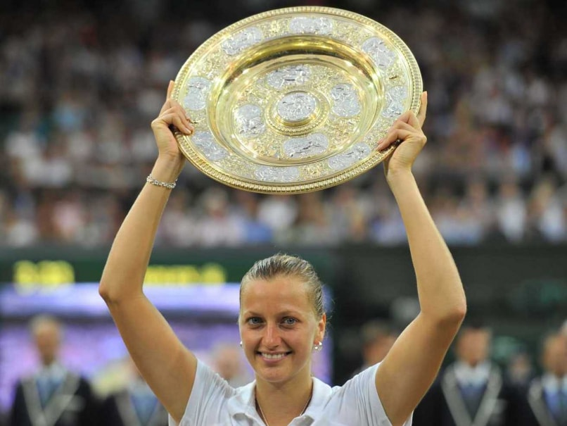 Wimbledon Champion Petra Kvitova Rises to Fourth in WTA Rankings