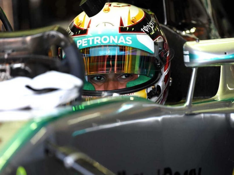 German Grand Prix: Lewis Hamilton Tops P2 in the Heat