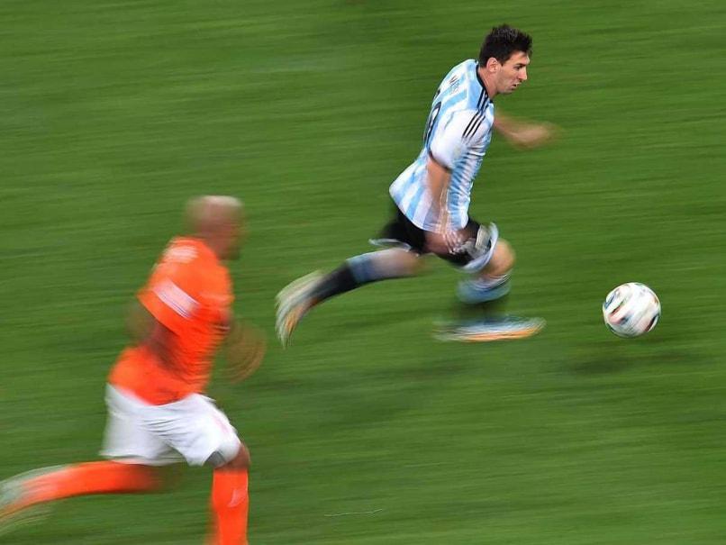 Lionel Messi FIFA