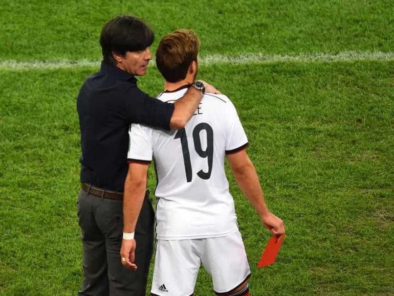 World Cup 2014: Joachim Loew Hails 'Miracle Boy' Mario Goetze