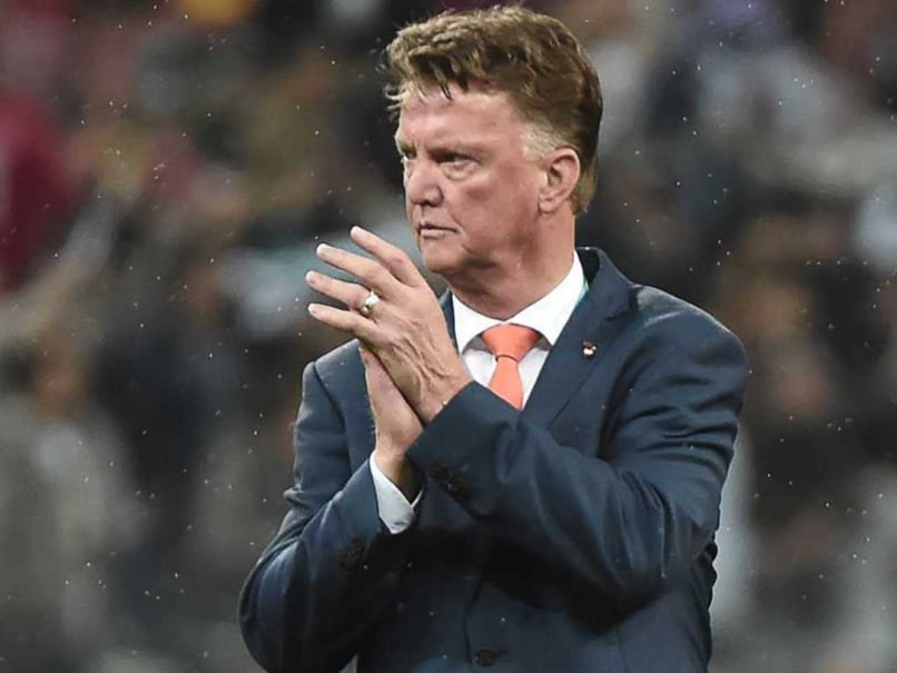 Louis Van Gaal Old Trafford Bow Set for August 12