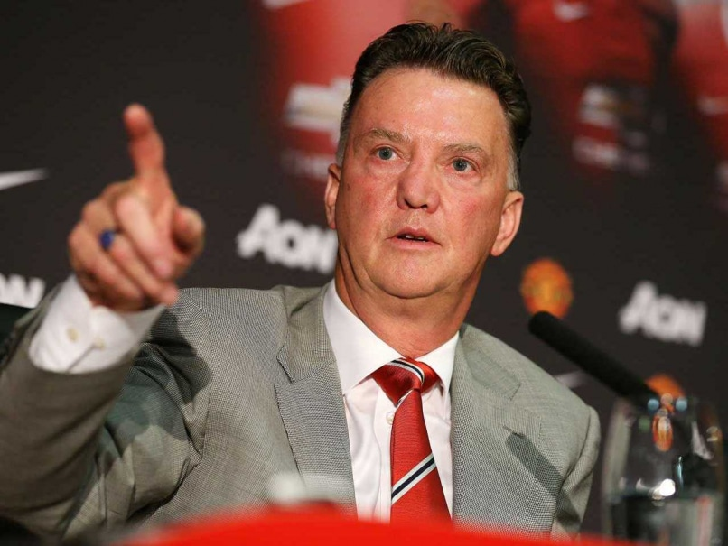 Manchester United's Louis van Gaal Gives Kids Chance to Shine on US Tour