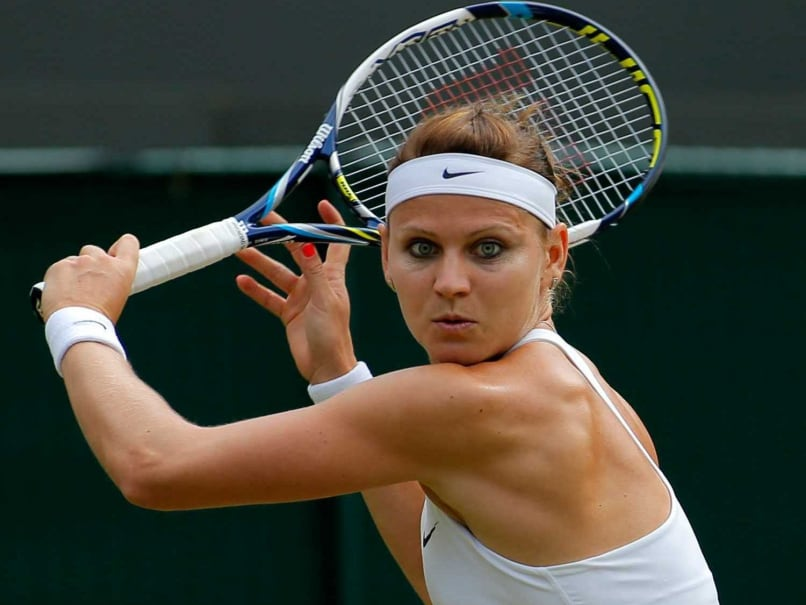 Wimbledon: Lucie Safarova Enters 1st Ever Grand-Slam Semifinal