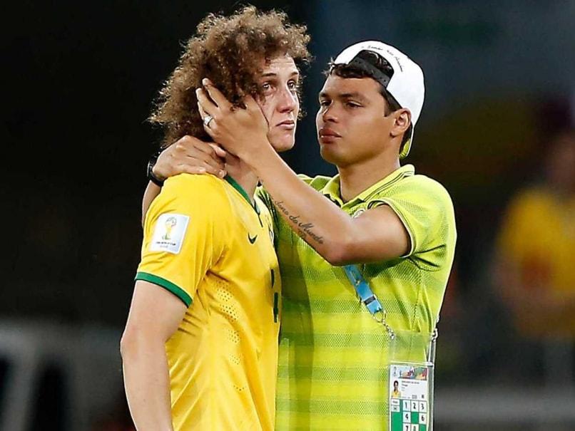 David Luiz Thiago Silva