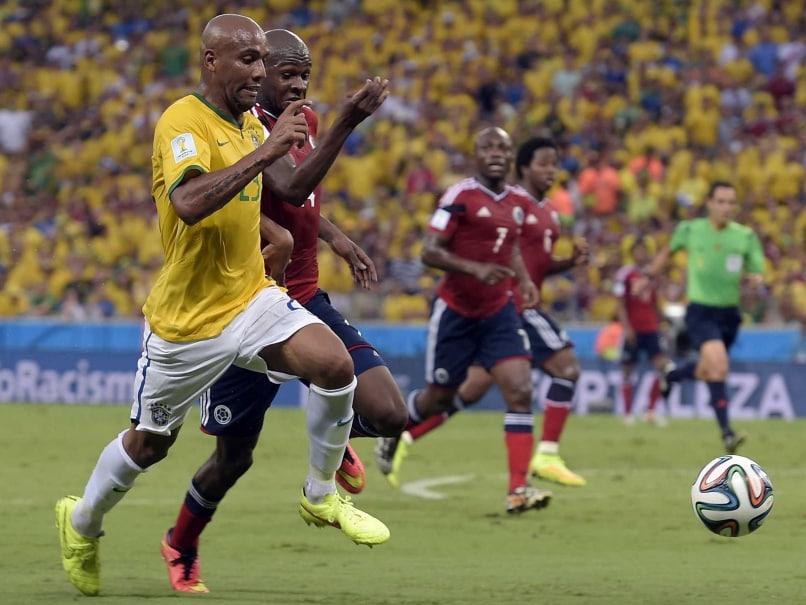 Veteran Defender Maicon Dropped From Brazil Squad