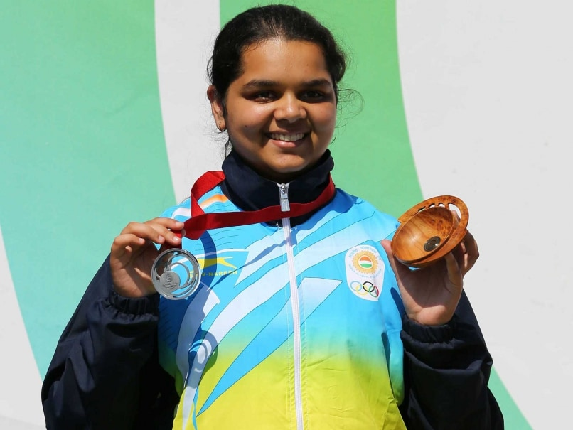 Shooting Sensation Malaika Goel Aiming for Asian Games Gold