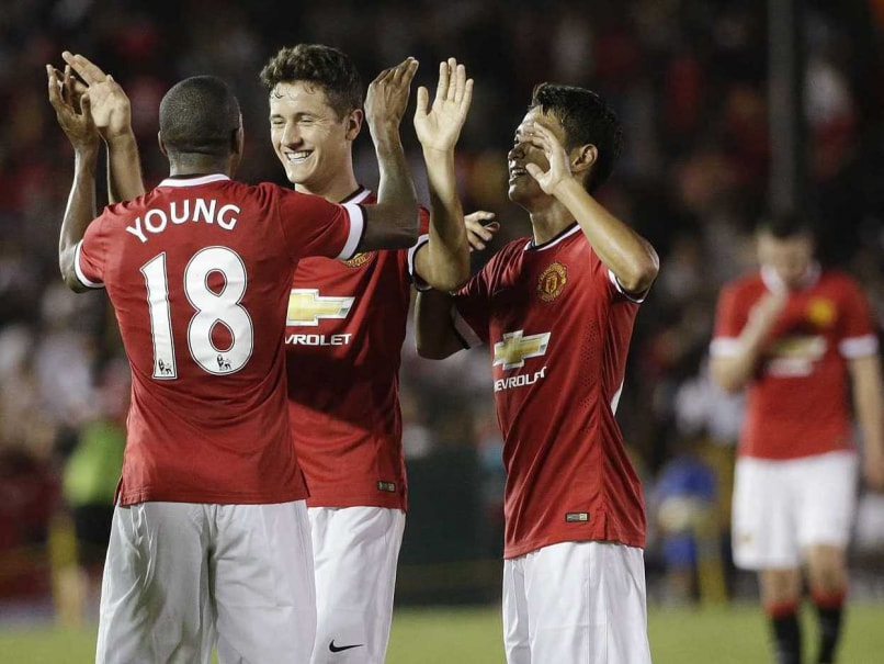 Manchester United F.C. Crush LA Galaxy 7-0 in Louis Van Gaal's First Game as Manager
