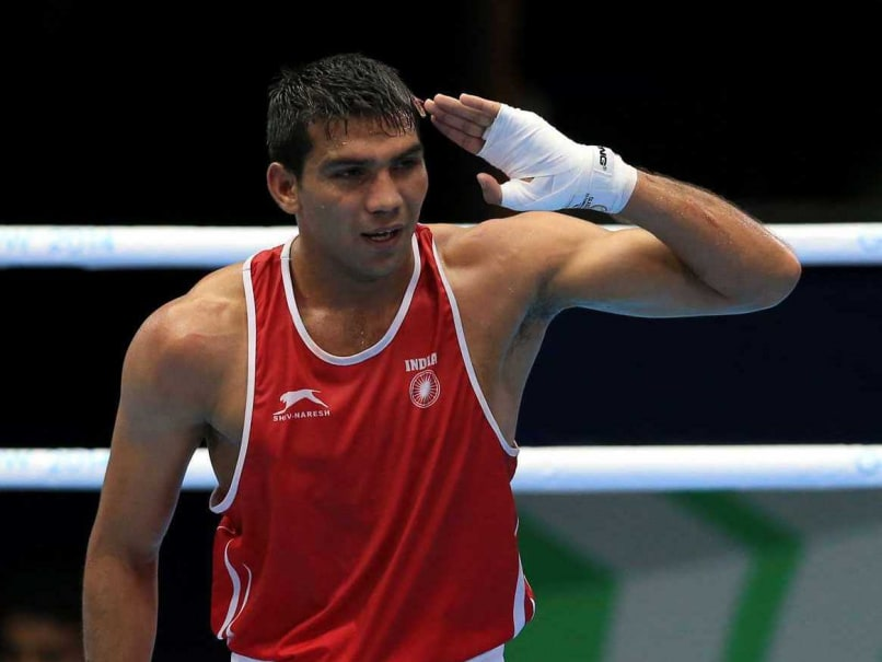 Manoj Kumar Enters Second Round of AIBA World Olympic Qualifiers