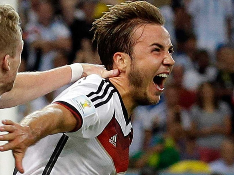 World Cup 2014 Final Winner Unbelievable, Says Mario Goetze