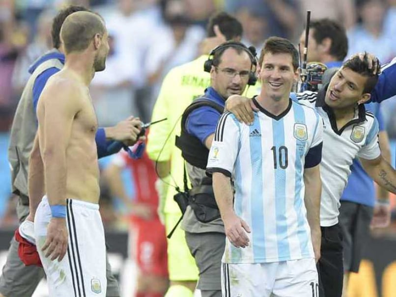 Messi, as Always Expected, Rescues Argentina