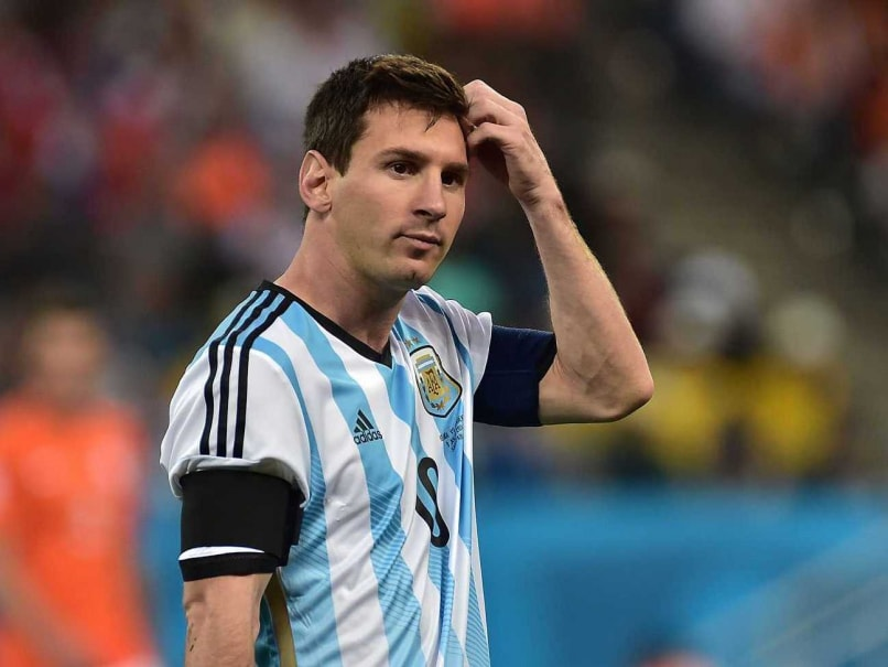 FIFA World Cup: Lionel Messi Ready for 'Most Important Match'