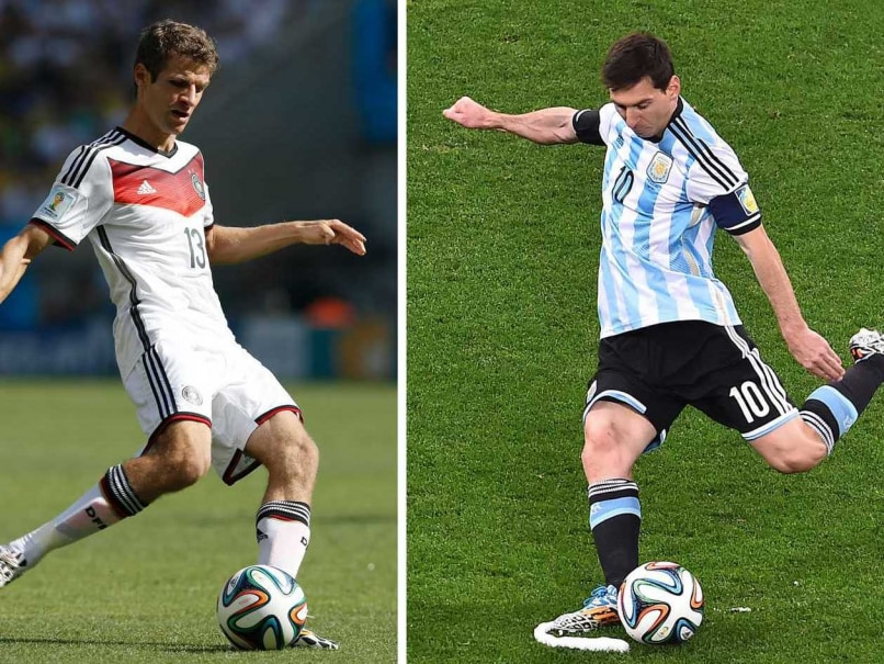 FIFA World Cup: Seasoned Germany Expect to Edge Past Argentina