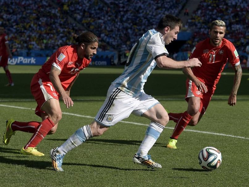 Messi vs SUI
