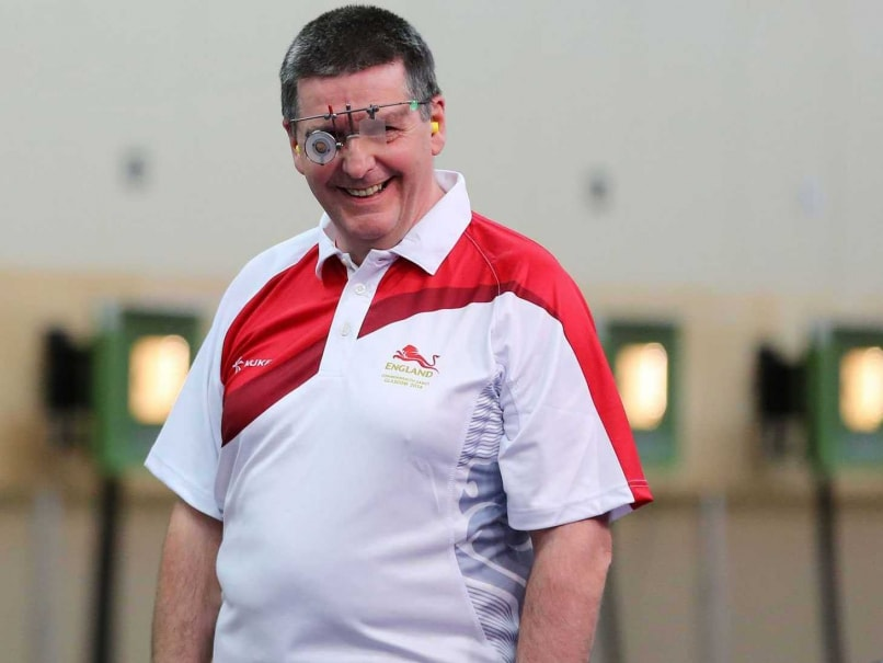 Commonwealth Games 2014: England's Michael Gault Wins Record-Equalling 18th Medal