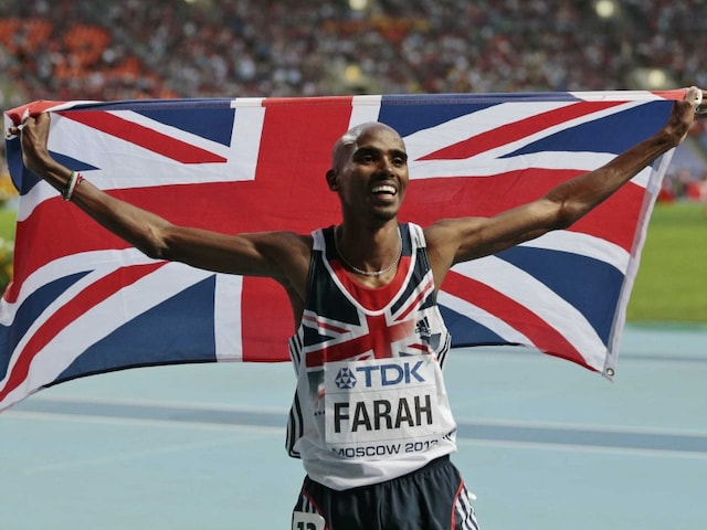 Mo Farah Questioned For Five Hours For Doping