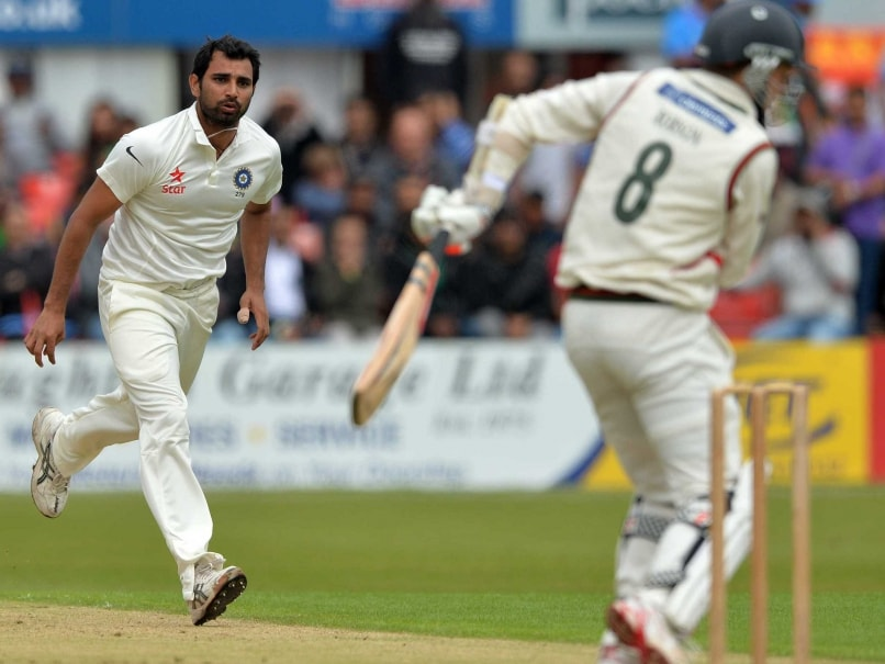 Indian Bowlers Struggle Again as Derbyshire Pile up 326/5