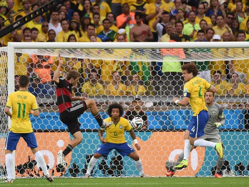 World Cup 2014: Germany Hand Brazil Their Worst-Ever Defeat, Enter Record 8th Final