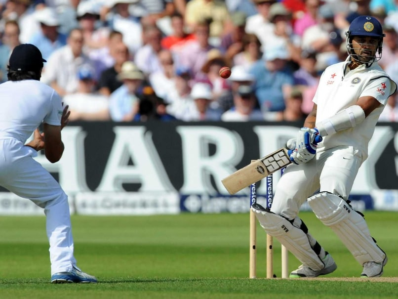 Murali Vijay-Trent Bridge