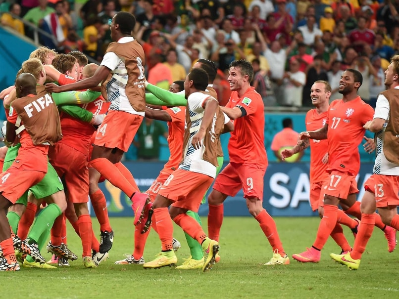 World Cup 2014: Netherlands Beat Costa Rica in Penalty Shootout, Face Argentina in Semis