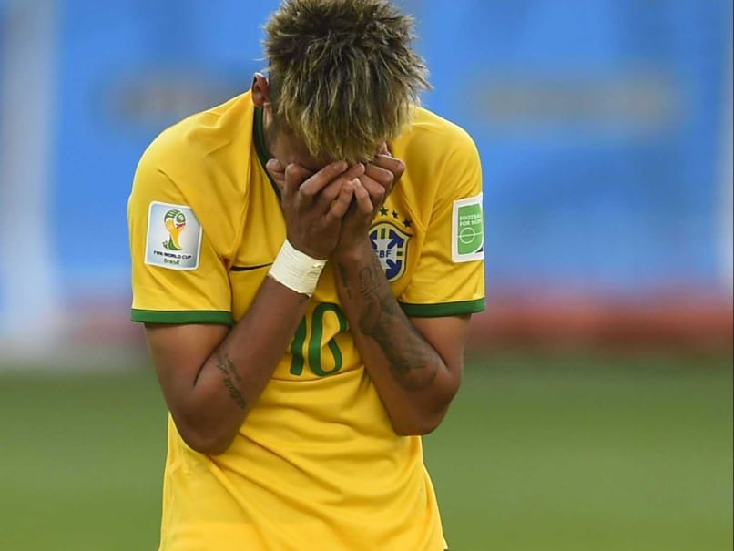 Neymar Says he has Learnt From FIFA World Cup Pain