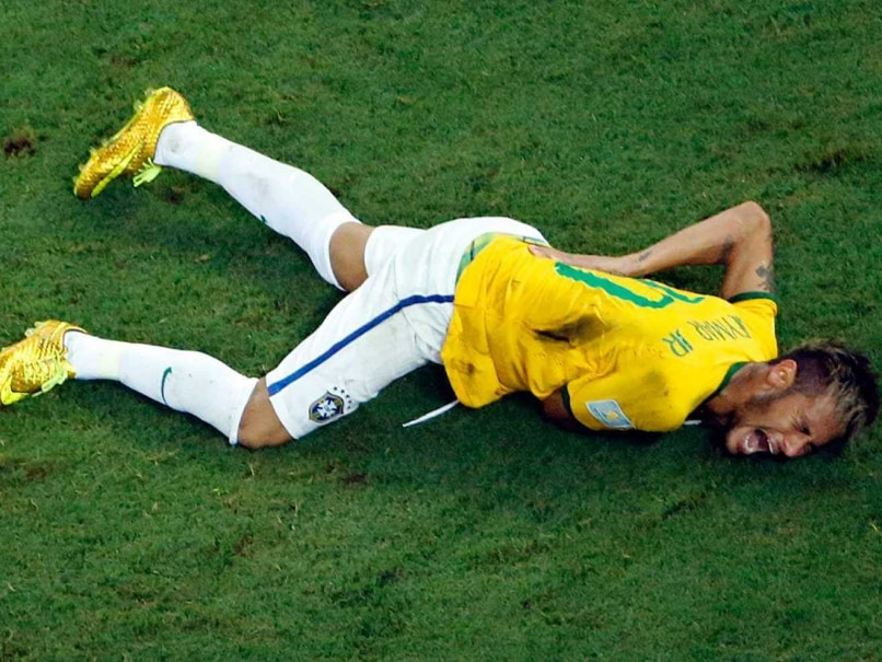 Neymar Factfile: Brazil's Stellar Striker Out of FIFA World Cup