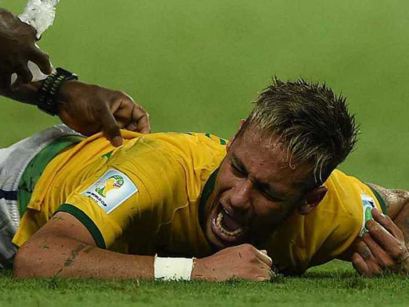 World Cup 2014: FIFA Analysing Neymar Injury Incident