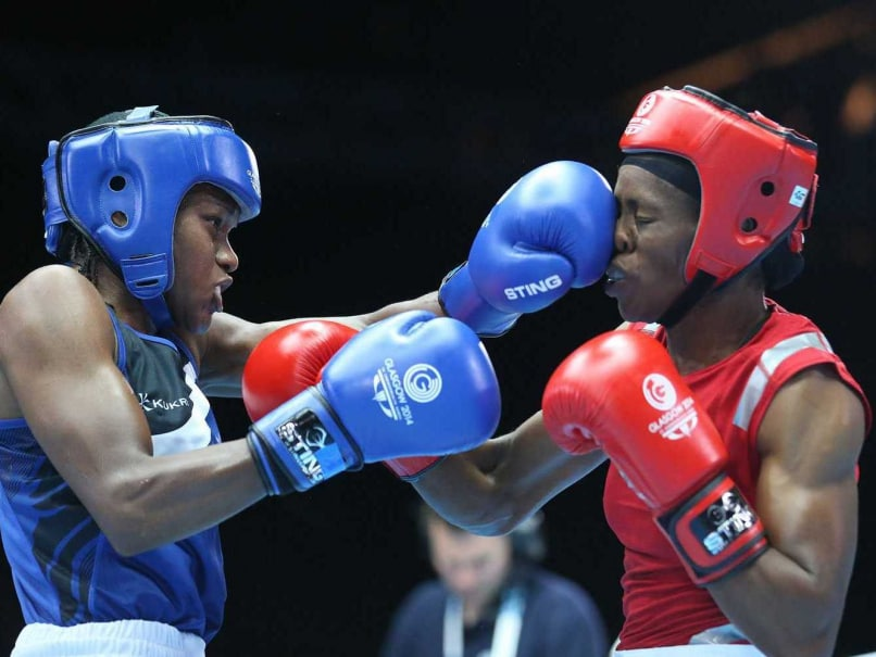 Commonwealth Games Olympic Champion Nicola Adams On Course - Olympic boxing schedule