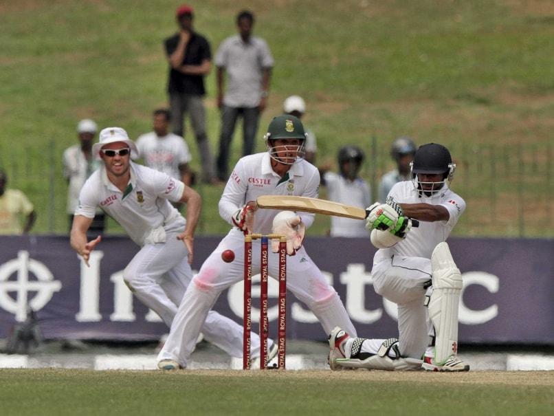 Sri Lanka's Niroshan Dickwella Fined and Reprimanded on Debut