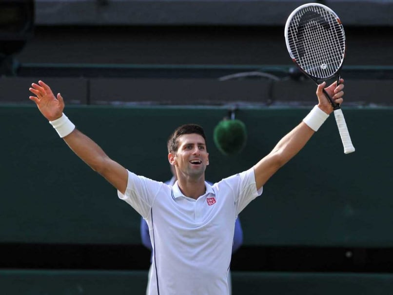 Resilient Novak Djokovic Denies Roger Federer Glory, Clinches 2nd Wimbledon Title