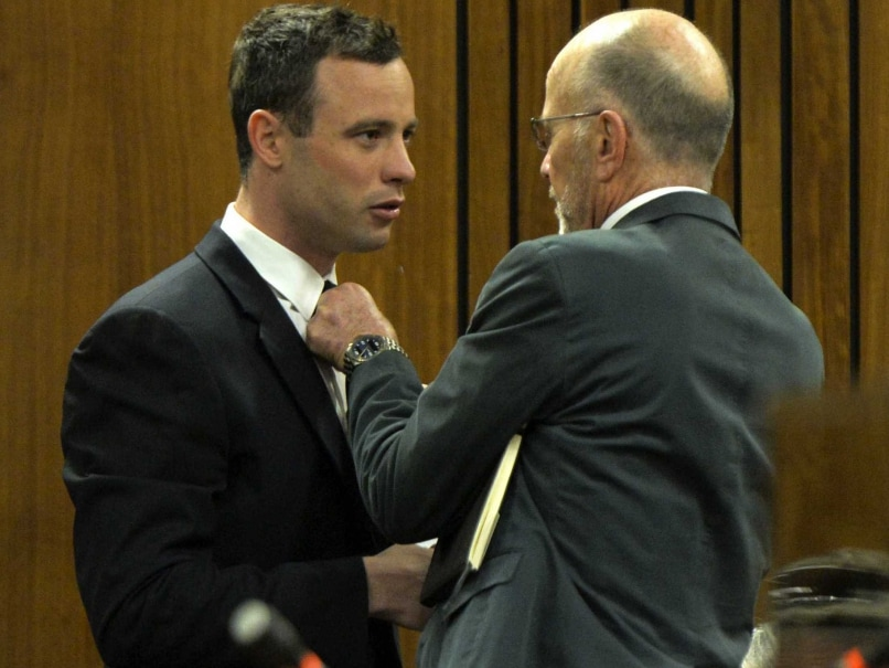 Video Footage Shows Oscar Pistorius Re-Enacting Killing