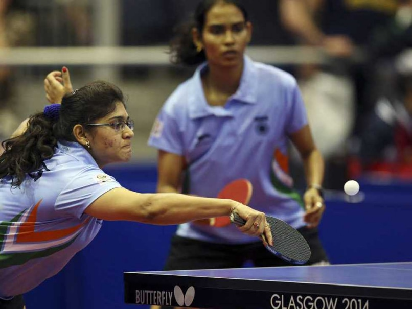 Asian Games Table Tennis: Indian Womens Doubles Teams Advance