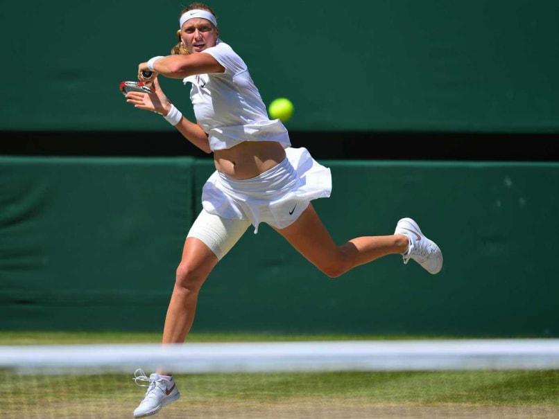 Reluctant Star Petra Kvitova Back in Wimbledon Spotlight