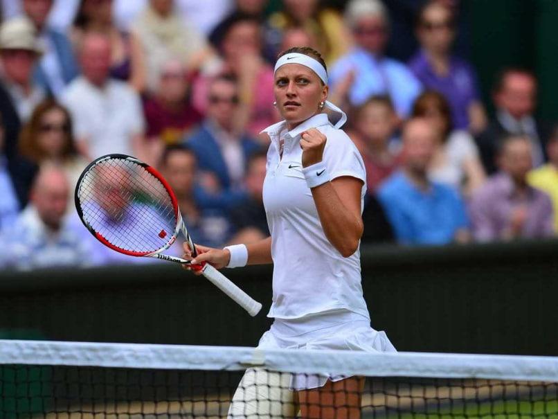 Quick-Fire Petra Kvitova Crushes Eugenie Bouchard to Lift Wimbledon Title