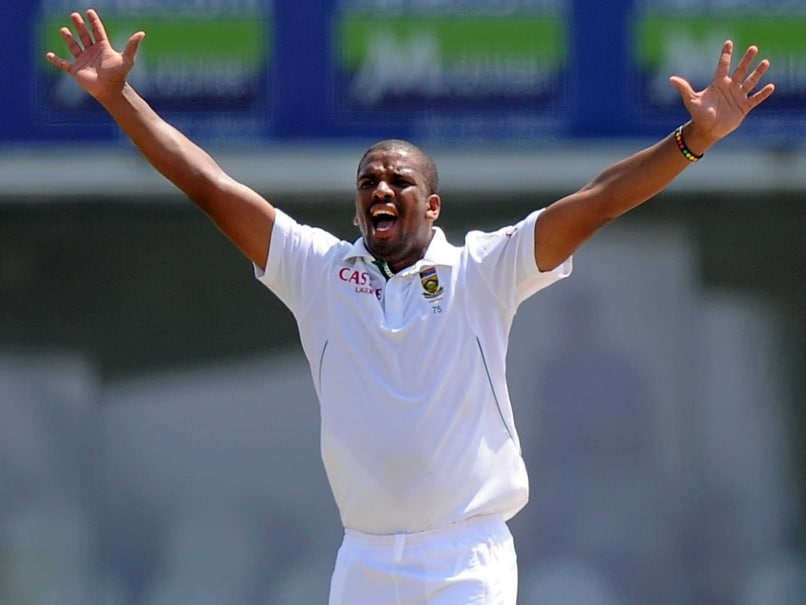 South Africa's Vernon Philander Fined by ICC for Ball-Tampering