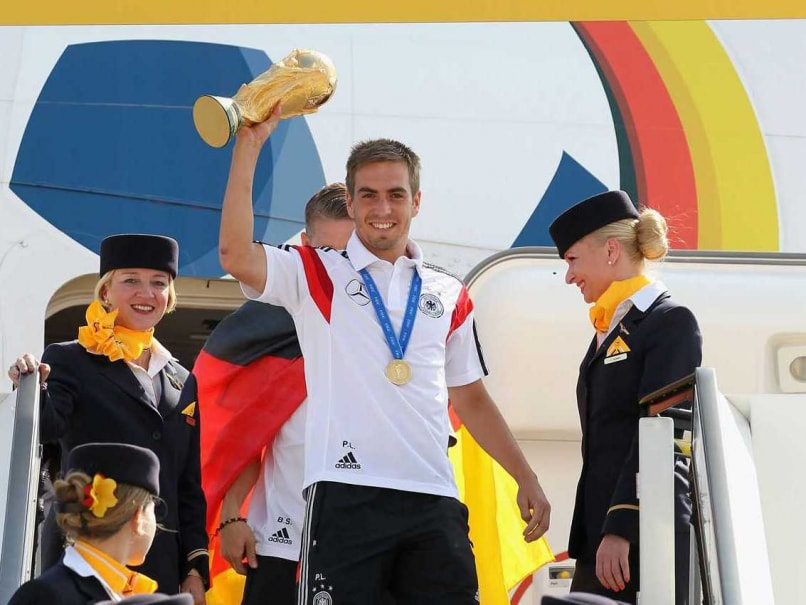 Germany Captain Philipp Lahm Ends International Career