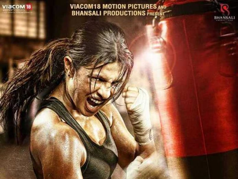 First Look of Priyanka Chopra's 'Mary Kom' Unveiled
