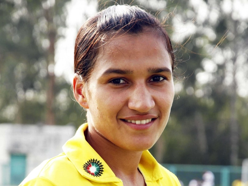 Ritusha Arya Will be India's Weapon During Commonwealth Games, Says Hockey Captain Rani Rampal