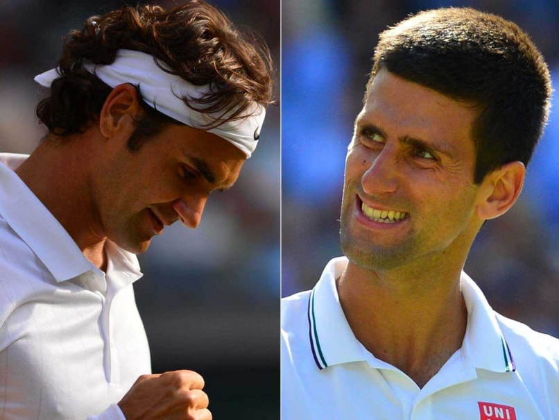 Roger Federer Eyes Wimbledon Record, Novak Djokovic Ponders Major Woe