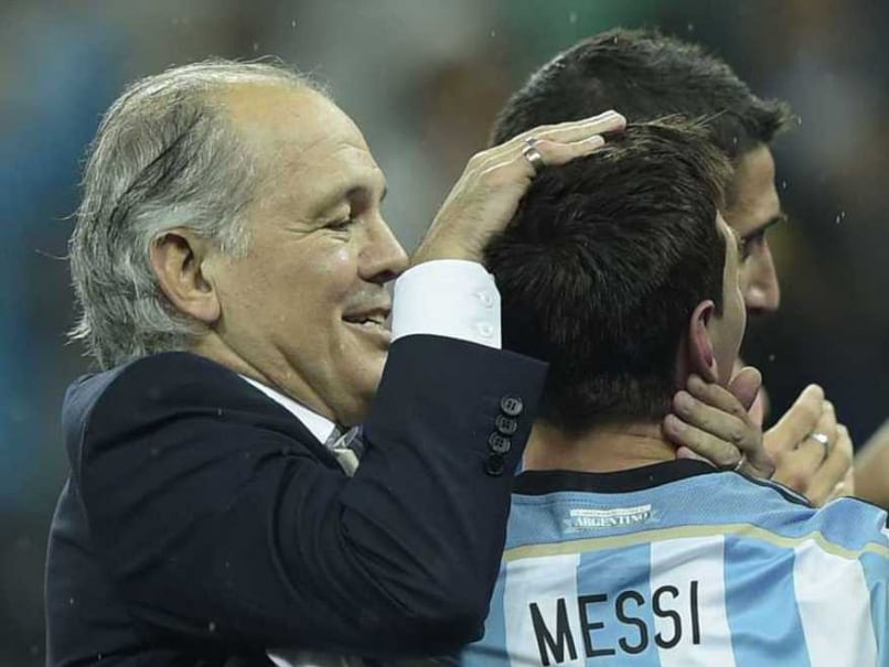 World Cup 2014: Lionel Messi Already a Great, Says Alejandro Sabella