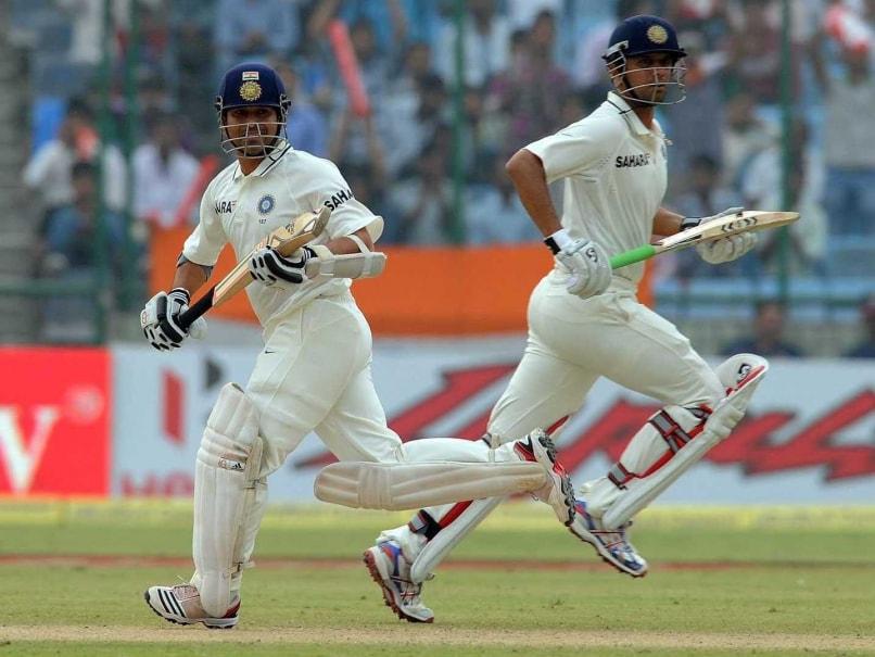 Sachin Tendulkar and Rahul Dravid: An Unusual Coincidence ...