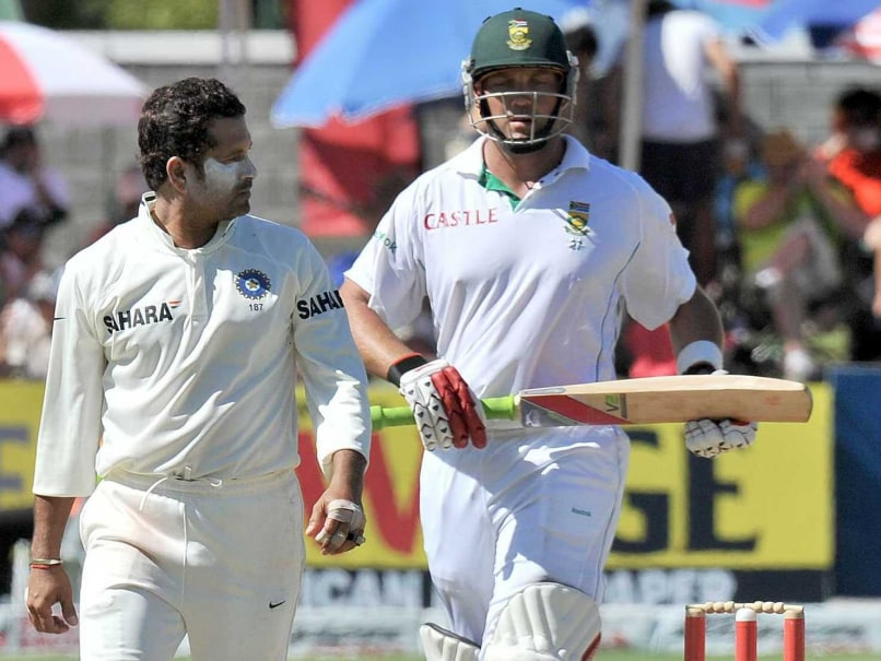 Sachin Tendulkar the Only One Ahead of Jacques Kallis in Numbers, Says Rahul Dravid