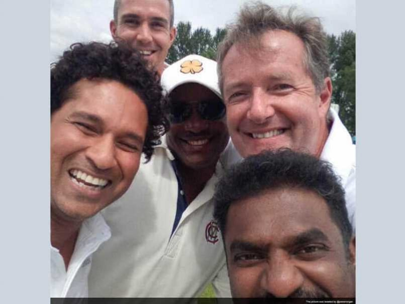 Sachin Tendulkar, Brian Lara, Kevin Pietersen 'Warm up' Ahead of Lord's Bicentenary Tie