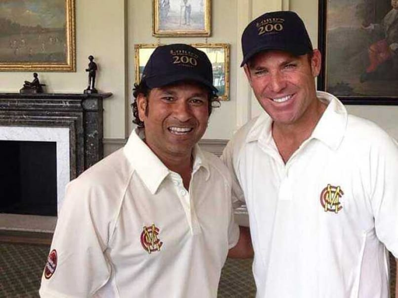 Sachin Tendulkar vs Shane Warne: Legends Walk Down Memory Lane