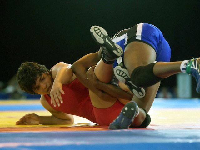 Sakshi Malik, Lalita Win Bronze in Asian Wrestling Championship