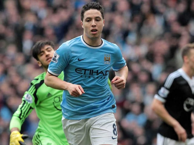 Samir Nasri Signs New Five-Year Deal With EPL Champions Manchester City