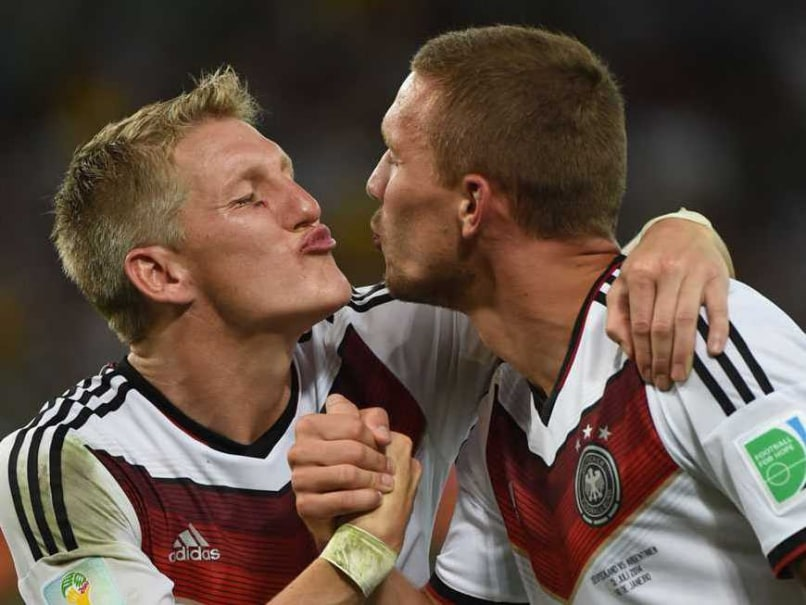 World Cup 2014: Fans Helped Carry Germany to Title, Says Bastian Schweinsteiger