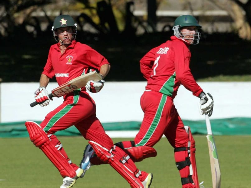 Sean Williams, Brendan Taylor Star as Zimbabwe Beat Afghanistan in First ODI
