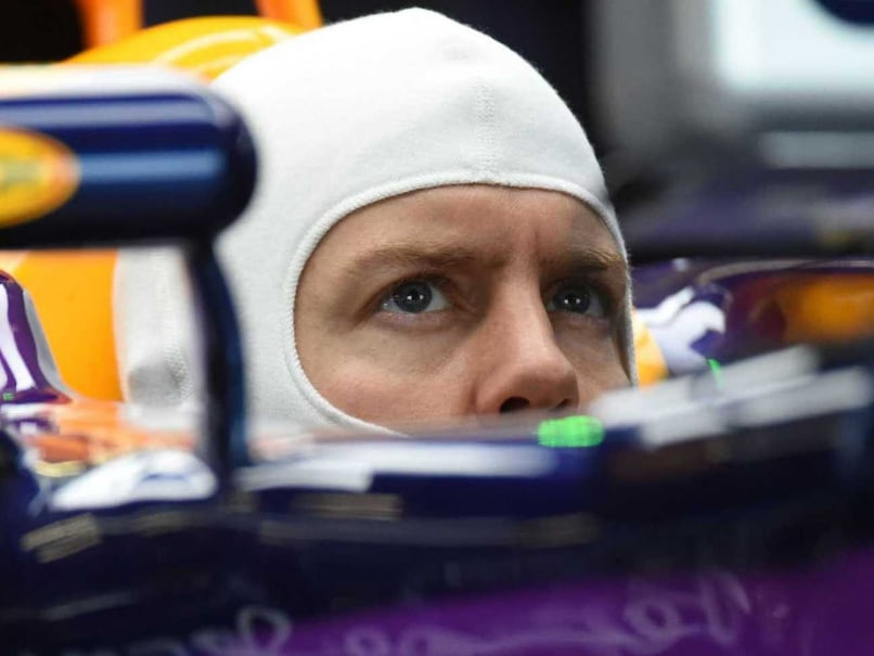 Sebastian Vettel to Start United States Grand Prix in Pit Lane