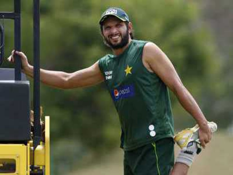 Shahid Afridi Says His Feud With Waqar Younis a Thing of the Past